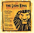 The Lion King : original Broadway cast recording