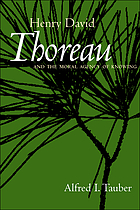 Henry David Thoreau and the moral agency of knowing