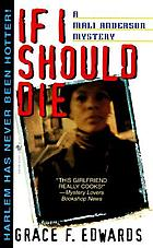 If I should die : a Mali Anderson mystery
