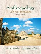 Anthropology : a brief introduction