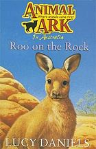 Roo on the rock