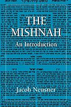 The Mishnah : an introduction