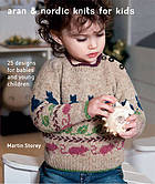 Aran & nordic knits for kids.