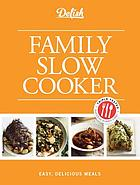 Family slow cooker