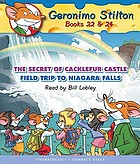 Geronimo Stilton. #22 and #24