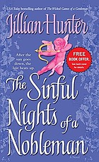 The sinful nights of a nobleman : a novel