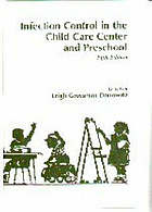 Infection control in the child care center and preschool