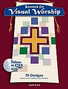Banners for visual worship : 70 designs based on the Lutheran service book