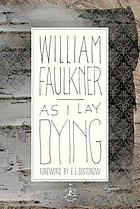 As I lay dying : the corrected text