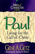 Paul : living for the call of Christ