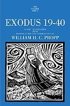 Exodus 19-40 : a new translation with introduction and commentary