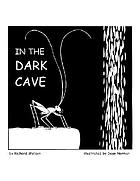 In the dark cave