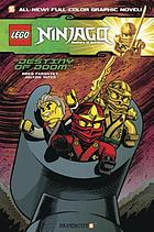 LEGO Ninjago, masters of spinjitzu. #8, Destiny of doom