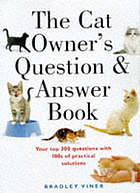 The cat owner's question & answer book