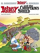 Asterix and the chieftain's shield