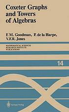 Coxeter graphs and towers of algebras