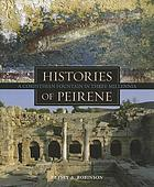 Histories of Peirene : a Corinthian fountain in three millennia