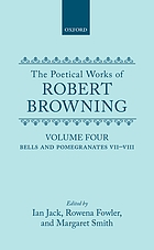 Poetical works / 4 Bells and pomegranates ; VII - VIII.