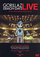Gorillaz : demon days live