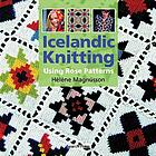 Icelandic knitting : using rose patterns