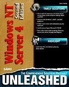 Windows NT Server 4 unleashed