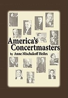 America's concertmasters
