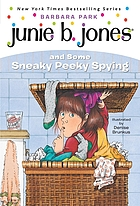 Junie B. Jones is a graduation girl.