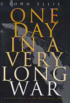 One day in a very long war : Wednesday 25th October 1944