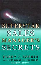 Superstar sales manager's secrets