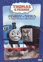 Steamies vs. diesels & other Thomas adventures