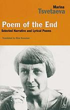 Poem of the end : selected narrative & lyrical poetry