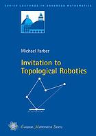 Invitation to topological robotics
