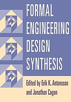 Formal engineering design synthesis