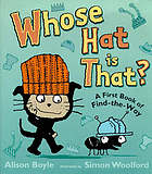 Whose hat is that? : a first book of find-the-way