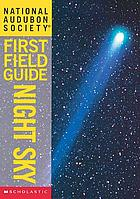 National Audubon Society first field guide. Night sky
