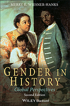 Gender in history : global perspectives
