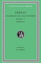 Anabasis of Alexander