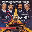 The 3 tenors, Paris 1998