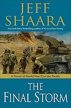 The final storm : a novel of the war in the Pacific