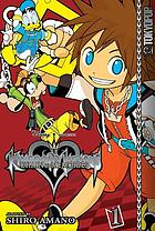 Kingdom hearts. Chain of memories, 1