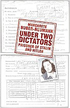 Under two dictators : prisoner of Stalin and Hitler