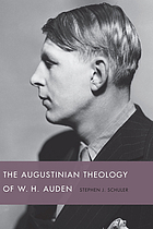 The Augustinian theology of W.H. Auden
