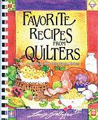 Favorite recipes from quilters : more than 900 delectable dishes