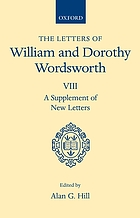 The letters of William and Dorothy Wordsworth;