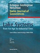 Lake systems from ice age to industrial time