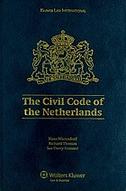 The Civil code of the Netherlands