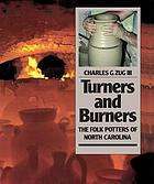 Turners & burners : the folk potters of North Carolina