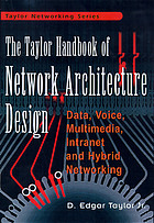 Network architecture design handbook : data, voice, multimedia, Intranet, and hybrid networks