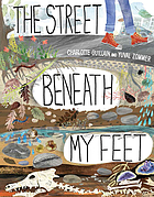 The street beneath my feet