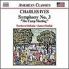 Symphony no. 3 : the camp meeting ; Washington's birthday ; Two contemplations ; Country band march ; Overture and march 1776